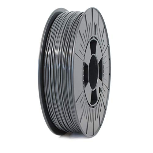 ICE Filaments ICEFIL1PLA015 filamento PLA,1.75mm, 0.75 kg, Gentle Grey