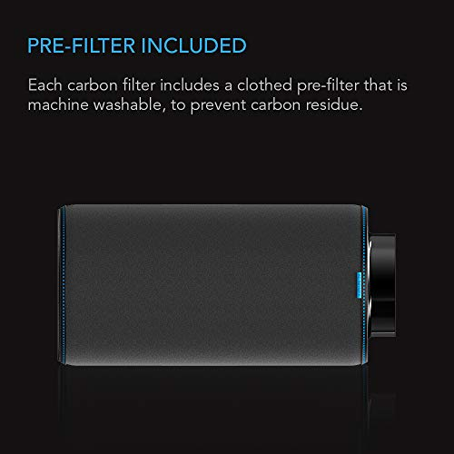 AC Infinity Air Carbon Filter 6