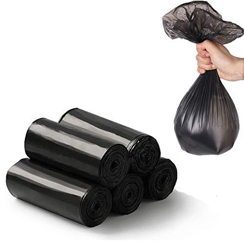 Bio-Müllbeutel 30 Liter, 100St Reissfeste Abfallsäcke, Küchen Lebensmittel Abfallbeutel, 100% Kompostierbar & Biologisch abbaubar Beutel Abfall Tüten aus Maisstärke mit EN13432 Zertifizierung