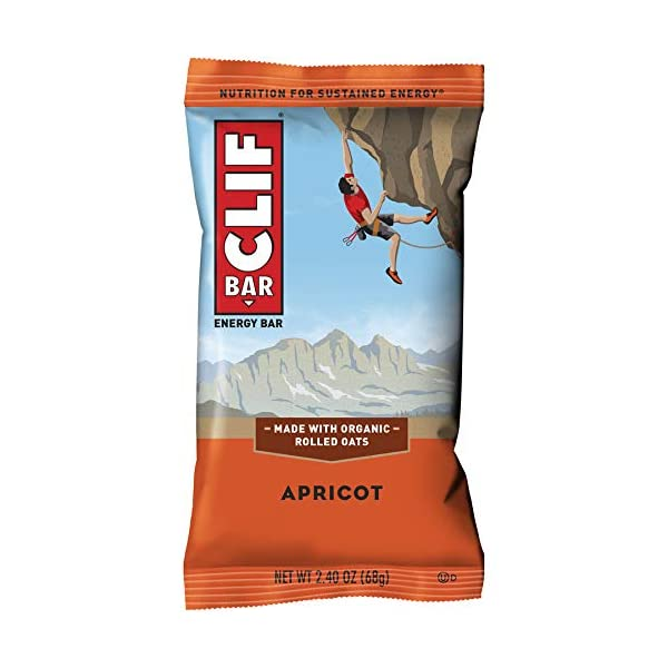 CLIF BAR – Energy Bars