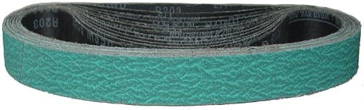 180 Grit 10 Pack Hardin HPG180-10 1-1//2 x 30 Aluminum Oxide Sanding Belt
