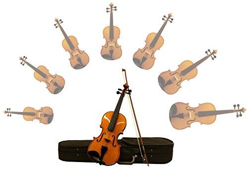 Sinfonie24 Geige/ Violine für Kinder/Schüler aus Hamburger Geigenbau Manufaktur (Basic I)