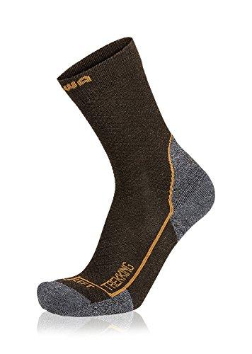 Lowa Trekking Socken Braun, Braun, 45/46