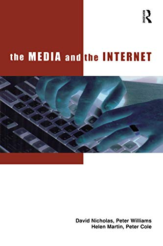The Media and the Internet (British Library Research & Innovation Centre Report) (English Edition)