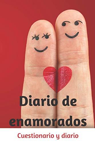 Diario de enamorados: Diario, 137 páginas | Cuaderno de San Valentín feliz | Cuaderno de papel rayado | Regalo Romantico Para El Dia De Los Enamorados (Diario del amor)