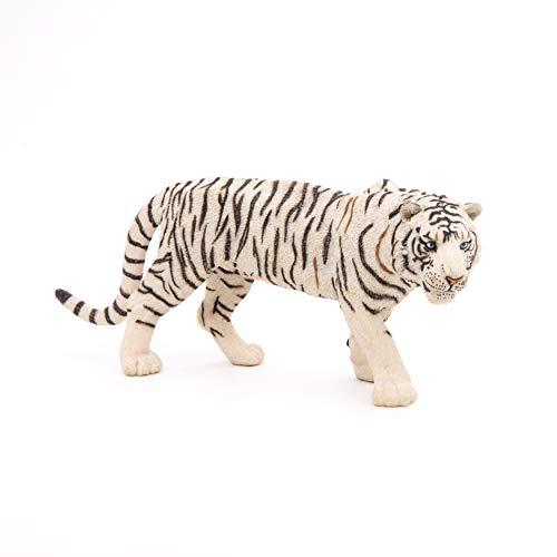 Papo White Tiger Figure, Multicolor, one Size