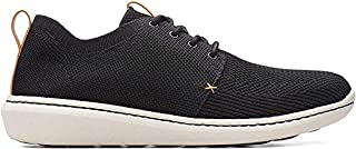 Clarks Step Urban Mix, Zapatillas para Hombre, Negro Black, 41 EU (B07FQV9YFK) | Amazon price tracker / tracking, Amazon price history charts, Amazon price watches, Amazon price drop alerts