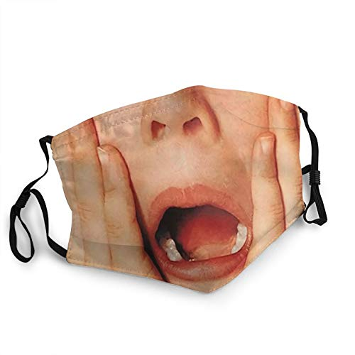 petirmoso Kevin-Home Alone Reusable Mask Washable Cloth Balaclava Outdoor Safety