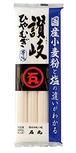 芳純 讃岐ひやむぎ 石丸製麺 400g 20個