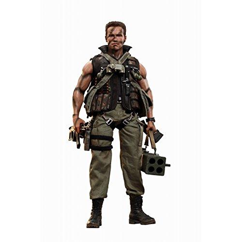 Figura Estatua Commando - John Matrix 1/6 32 Cm