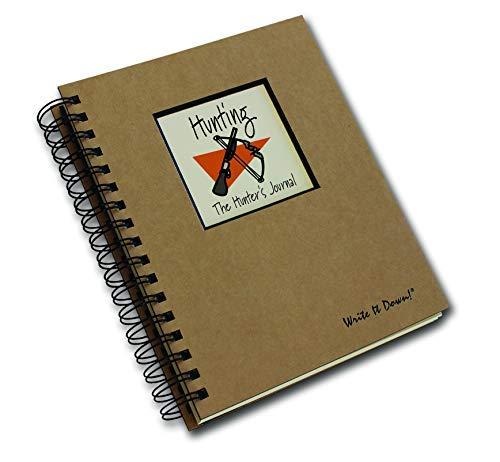 Hunting, The Hunter's Journal - Kraft Hard Cover (guided journal)