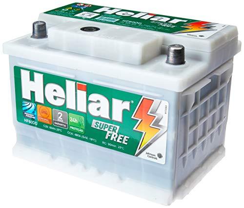 Bateria Automotiva 60Ah Ac.El.Hf60Dd Uc Heliar S F 24M 2016 (Eco)