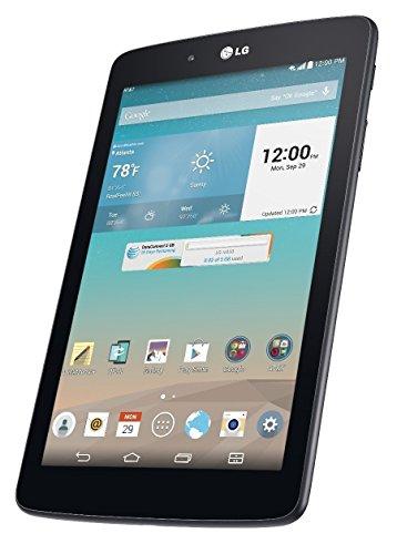 LG G Pad V410 16GB Unlocked GSM 7-Inch 4G LTE Android Tablet PC - Dark Gray (No Warranty)