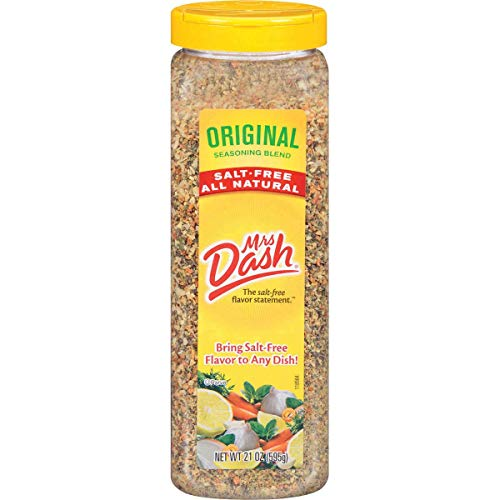 MRS. Dash Original Salt Free Seasoning Blend 21 Oz (MD-0024-OSBSF(2))