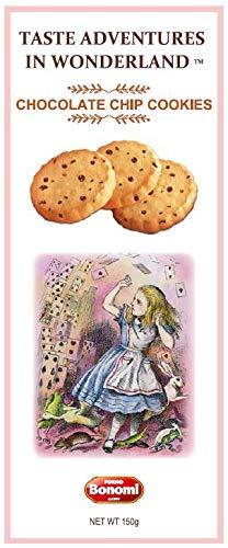 テイストアドベンチャーズ イン ワンダーランド チョコレートチップクッキー150g TASTEADVENTURES IN WANDERLAND CHOCOLATE CHIP COOKIES150g