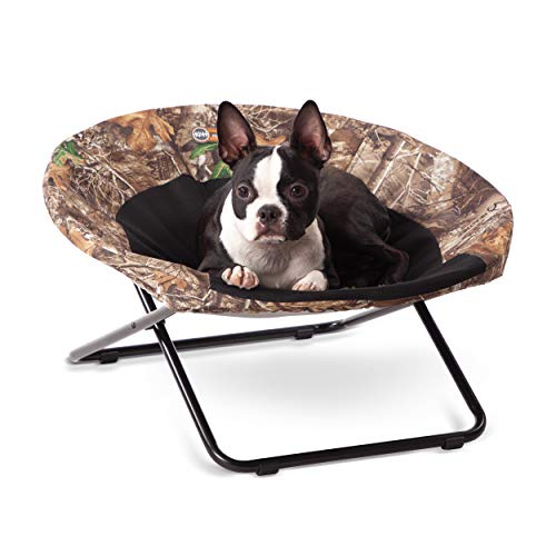 K&H PET PRODUCTS Elevated Cozy Cot Realtree Edge Medium 24 Inches