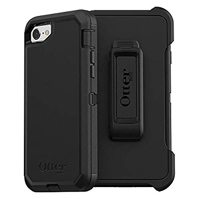 OtterBox Defender Series Case for iPhone SE (2nd gen - 2020) - Black