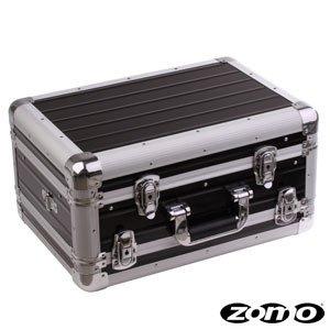 Zomo Flightcase VC-2 XT - Schwarz - für Vestax, Omnitronic, Hercules DJ Controller, Laptop und Zubehör