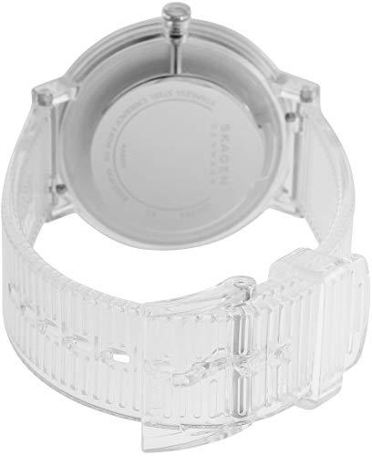 [スカーゲン]腕時計AARENSKW2858レディース正規輸入品クリア