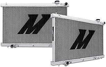 Mishimoto MMRAD-G35-03 Infiniti G35 Performance Aluminum Radiator, 2003-2007, Silver
