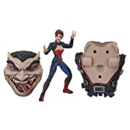 6-INCH-SCALE COLLECTIBLE JEAN GREY FIGURE: Fans, collectors, and kids alike can enjoy this 6-inch Jean Grey X-Men: Age of Apocalypse Collection figure, inspired by the character from the X-Men comics MARVEL COMIC-INSPIRED DESIGN: X-Men: Age of Apocal...