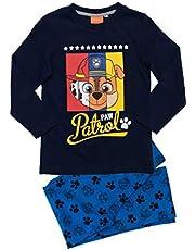 パウパトロール ルームウェア パジャマ 部屋着 キッズ 子供 幼児 薄手 寝巻 上下 長袖 ズボン Tシャツ キャラクター