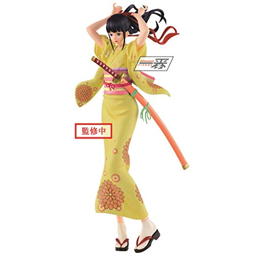 Nologo YYBB Anime One Piece Figur - Ichiban Kuji O-Kiku PVC-Tätigkeits-Abbildung Hohe 10.6
