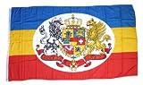 Fahne / Flagge Mecklenburg Strelitz NEU 90 x 150 cm