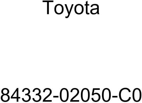 Toyota 84332-02050-C0 2021 Hazard Warning Assembly Signal Switch Free shipping New