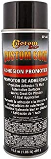 Custom Coat Adhesion Promoter 16.9 Ounce Spray Can - Use on Hard to Sand Areas and Before applying Truck Bed Liner