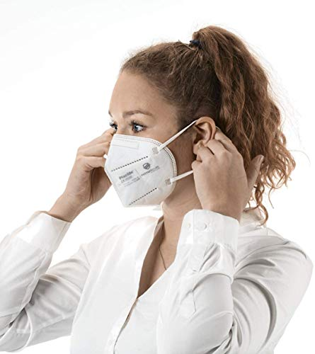 Hochwertige FFP2 NR Atemschutzmasken – 10 Stück – CE Zertifiziert (CE0598) Protecticure RY508-P2 - 6