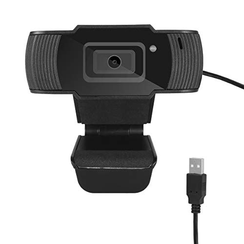 OhhGo 1080P Web Camera Laptop Computer USB Driver-free Webcam met Microfoon voor Teleconferencing Live Streaming