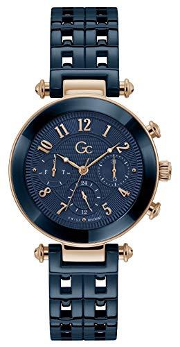 Gc Guess Collection Y65005L7MF Prime Chic Dames horloge 36 mm