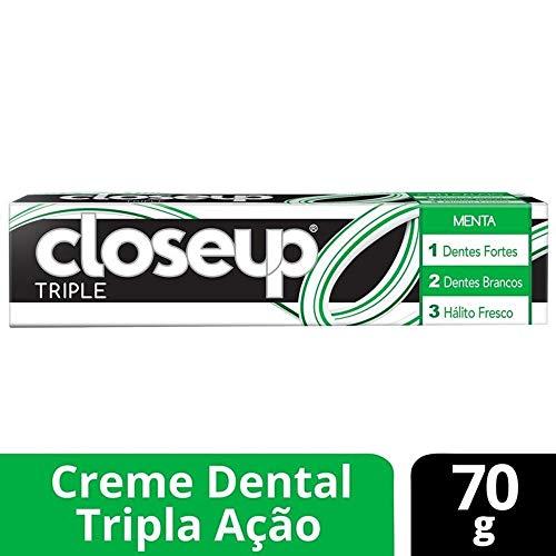 Creme Dental Closeup Triple Menta 70g