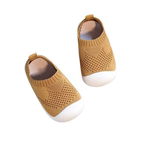 DEBAIJIA Bebé Primeros Pasos Zapatos 1-4 años Niños