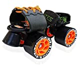 Jaspo Big Boss Adjustable Quad Roller Skates Suitable for Age Group 6-14 Years Old