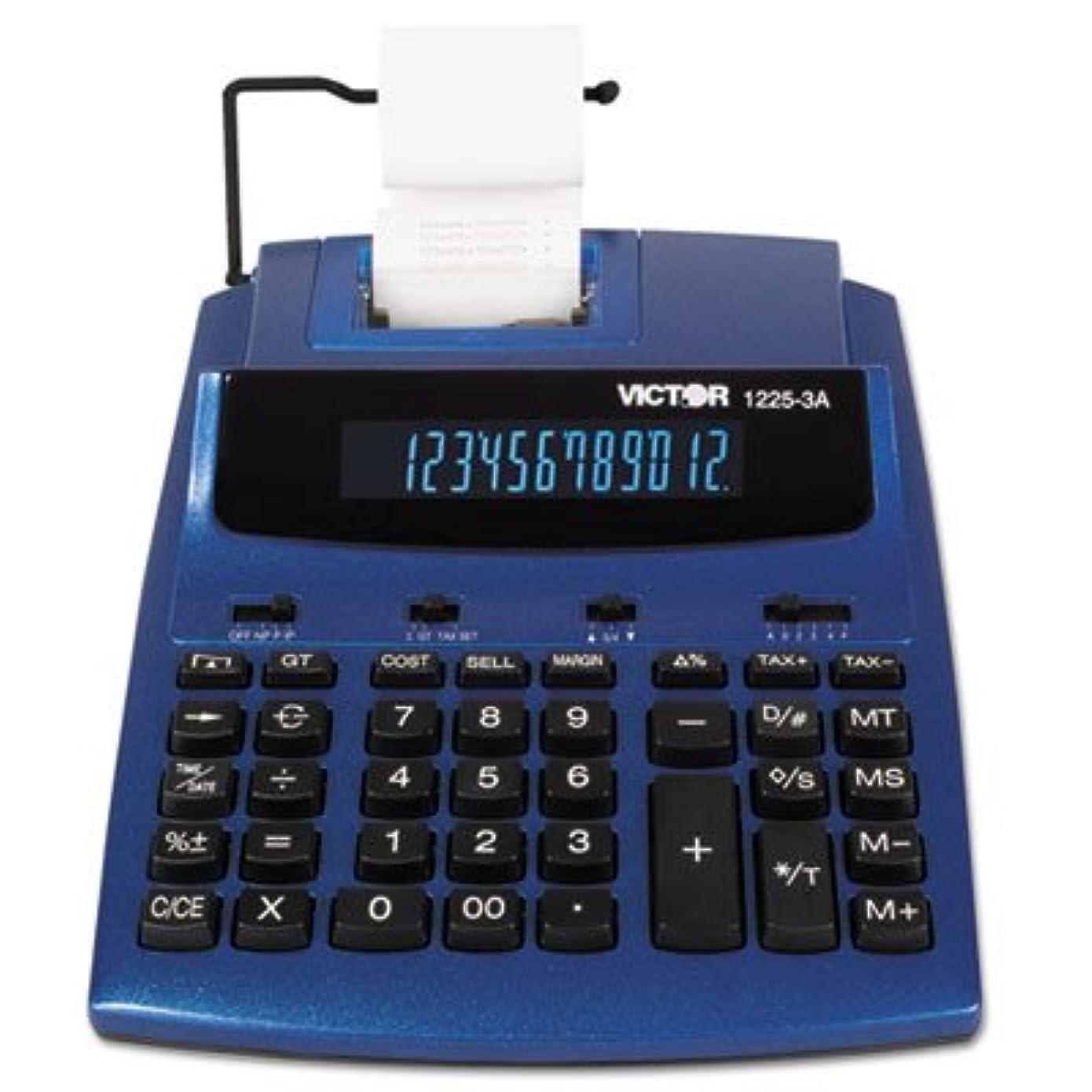 スイッチライフル真似る1225?–?3?A 2色印刷抗菌電卓、12桁蛍光灯