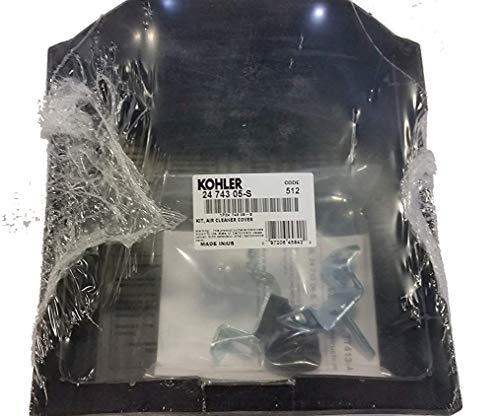 Kohler Part # 24 743 05-S KIT, AIR CLEANER COVER