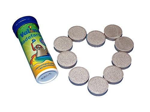 Valino Badefarben Tabletten BLAU 10er