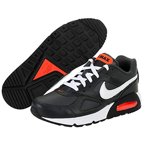 [ナイキ] AIR MAX IVO LTR BLACK/ORANGE/WHITE エア マックス IVO LTR 580520-016 28.0cm