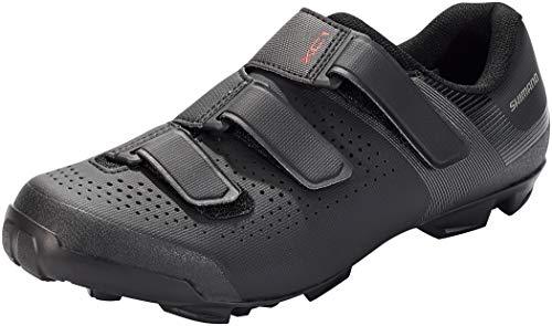 SHIMANO SH-XC1 Fahrradschuhe schwarz Schuhgröße EU 45 2021 Rad-Schuhe Radsport-Schuhe