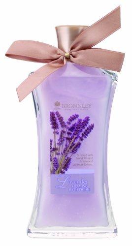 Bronnley Lavender Foaming Bath Cream 250ml by Bronnley