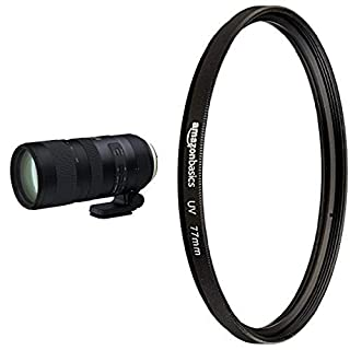 Tamron SP 70-200mm Canon EF Digital SLR Camera with UV Protection Lens Filter - 77 mm (B0792H7KS7) | Amazon price tracker / tracking, Amazon price history charts, Amazon price watches, Amazon price drop alerts