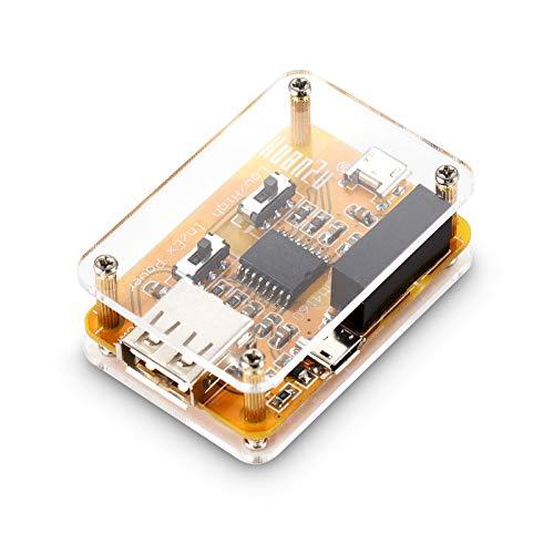 Nobsound USB to USB Isolator Module Audio Noise Eliminator Industrial Isolator Protection