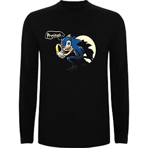 Camiseta Manga Larga de NIÑOS Sonic Videojuegos Sega