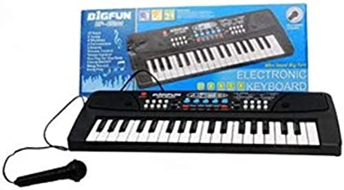 Stylo Shop Electronic Piano Keyboard with 37 Keys Musical Instruments for Kids Premium Quality Multicolor