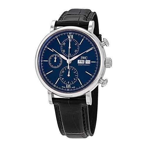 "IWC Portofino Chronograph Edition ""150 Years"" Automatik Herren Chonograph Armbanduhr IW391023"