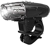 Enjoy Youth 自転車ライト 自転車ヘッドライト高輝度 USB充電 押しスイッチ超小型 LED 懐中電灯防水 機能付