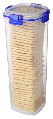 Sistema KLIP IT Cracker Storage Container, Blue Clips, 1.8 Litre