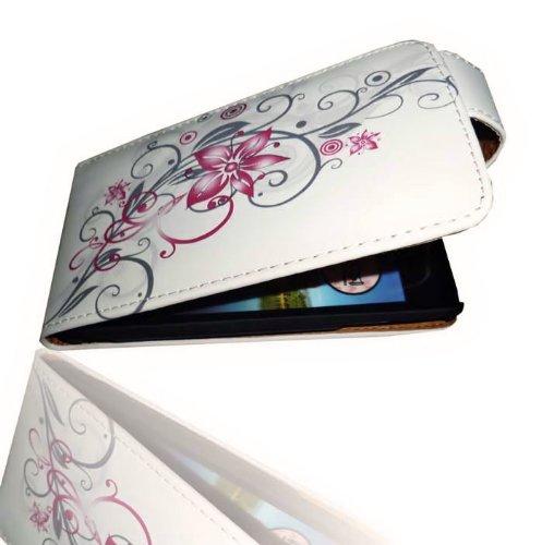 PeKa Internethandel Diseño Flip Style Funda–Diseño No. 3–Cover Case–Carcasa para Sony Ericsson...